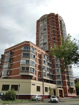 Двухкомнатная квартира на Самотёке в доме 2003 года постройки
