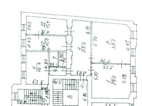 Офис на Тверской, 139.6 м/кв