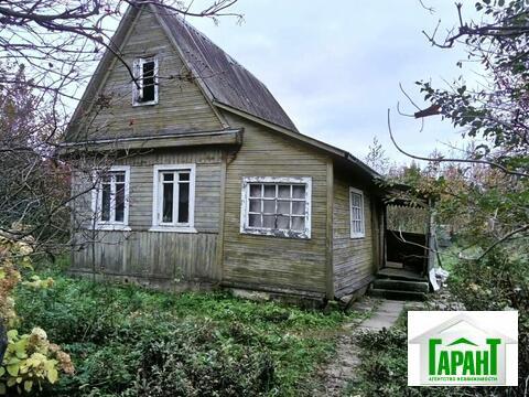Дом в д. Третьяково Клинский район