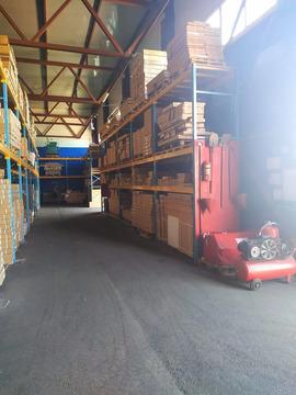 Производство-склад отдельно стоящий 673 кв м