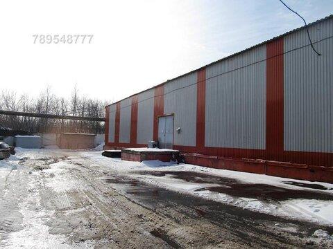 Предлагаются теплые склады класса «В» на Кусковской продуктовой базе