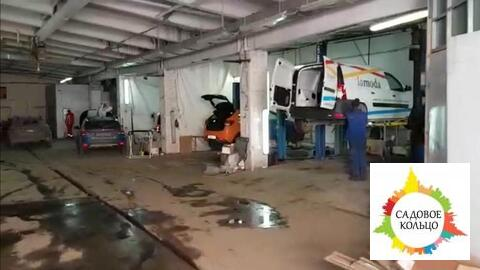Часть осз, под склад/произв-во, отаплив, выс. потолка: 4-7 м, огорож.