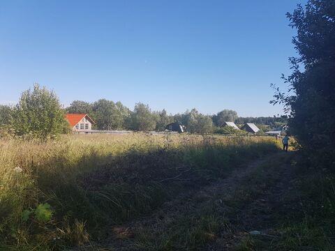 Земельный участок 18,4 сотки по адресу: Одинцовский р-н, с Андреевское