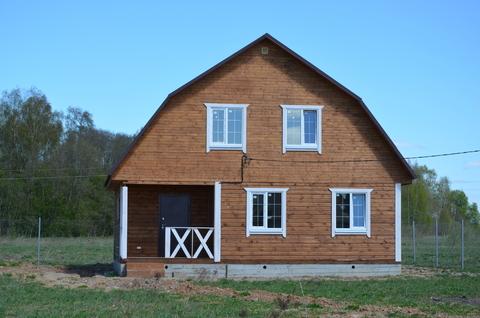 Дом в поселке, Можайский р-н, Заречье, 90 км от МКАД по Минскому шоссе