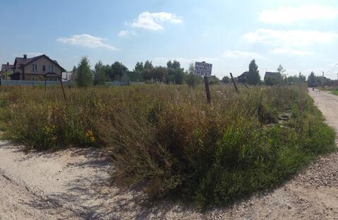 Участок 15 соток в д. Петрушино 2, 10 км. от МКАД Каширское ш.