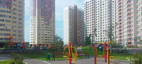 2-комнатная квартира, 57 кв.м., в ЖК «Бутово-Парк 2»