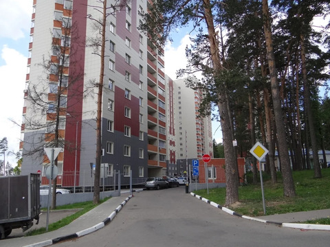 "1-комнатная квартира, 37 кв.м., в ЖК ""Успенский"""