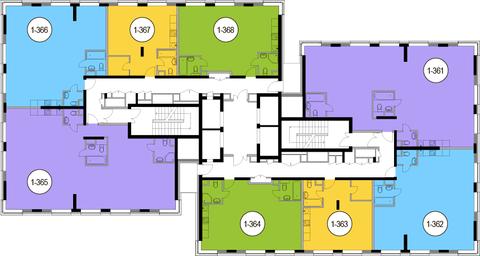 Москва, 2-х комнатная квартира, Головинское ш. д.10, 14291200 руб.