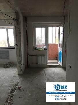 """1-комнатная квартира, 36 кв.м., в ЖК """"Звезда"""""""