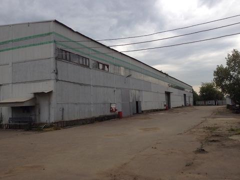 М.Лихоборы 5 м.п. Сдается производственное помещение 1536 кв.м