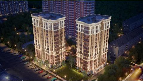 2-комн. квартира 71,8 кв.м. в доме бизнес-класса в ЦАО г. Москвы