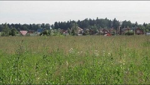 Земельный участок в Волоколамском районе