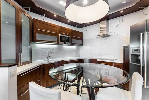 "4-комнатная квартира, 124 кв.м., в ЖК ""Вест-Сайд"""
