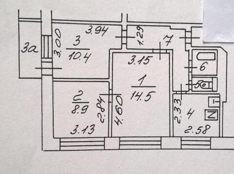 Продажа 3-комнатной квартиры на Голубинской