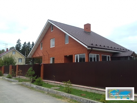 Продается дом 200 кв.м. на участке 10 соток в Огниково