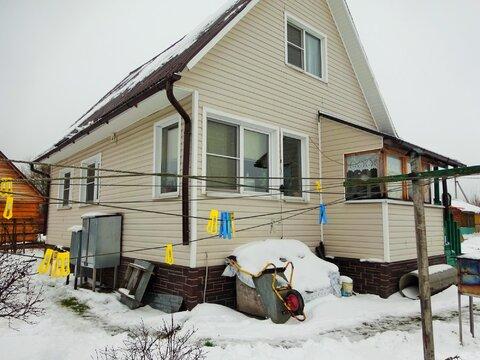 2-х этажный дом 120 кв. м. в Серпуховском р-не, деревня Рыжиково