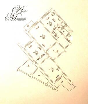 Комната в трёхкомнатной на Лебедянской 22к1