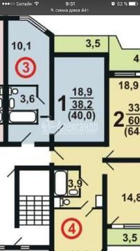 Продажа 1 комнатной квартиры в Брехово (Школьный мкр)