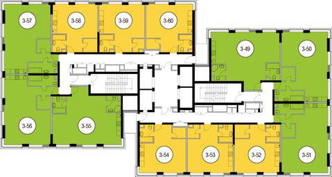 Москва, 2-х комнатная квартира, Головинское ш. д.10, 10812000 руб.