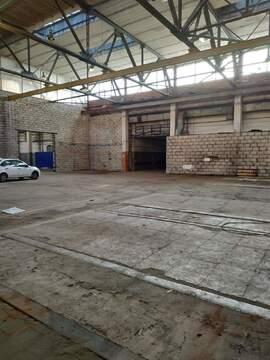 Производственно-складское помещение 1068 кв.м.
