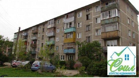 2-комнатная квартира 44 м2 ул. Мира г. Чехов