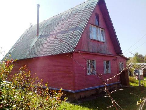 Дом 120 кв. м в деревне с земельным участком 12 соток.