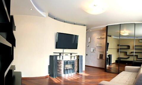 Двухкомнатная квартира в доме 2005 года постройки в Хамовника