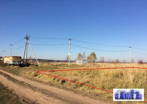 Участок 12,4 сот ИЖС в Загорье-3