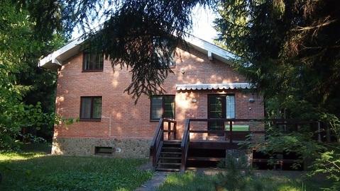Кирпичный дом 400кв.м.(ИЖС) 38 км от МКАД в лесном массиве
