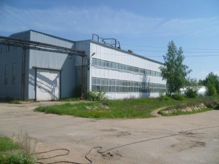 Производственно-складской комплекс 4.000 м2, Истра, ж/д тупик