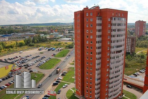 "2-комнатная квартира, 57 кв.м., в ЖК ""на ул. Космонавтов"" д.53,54,56"