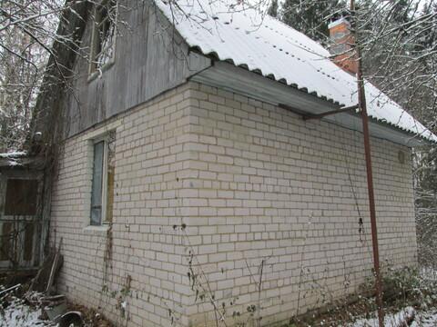 Продается участок 8 соток с кирпичным домом в районе Кубинки