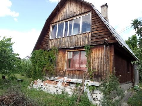 Зимний дом на Сушкинской