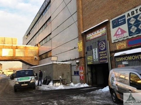 Продажа автобазы 14175 м2 у метро Нагорная. Электролитный 12б