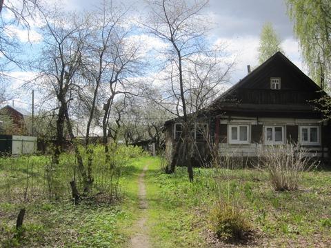 Участок в тихом месте рядом с Москвой