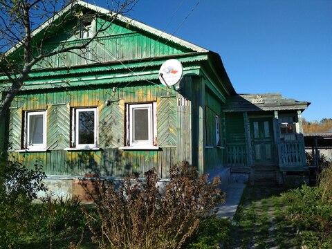 Дом, село Шкинь, Коломенский район