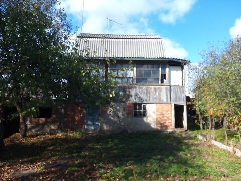 3-этажный дом 70 м2 (кирпич) на участке 4,5 сот, СНТ Коммунальник