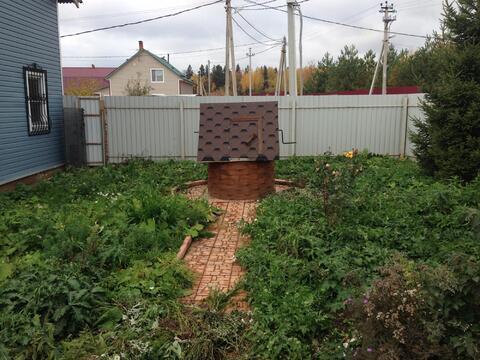 Дом в деревне Федотово
