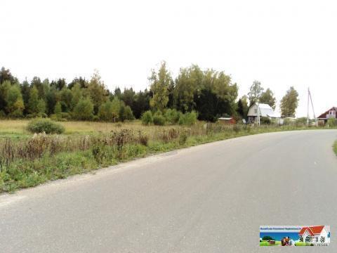 17 соток в деревне Елево, асфальт, газ, Можайский р-н.