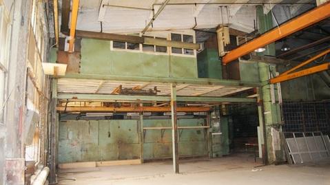 Аренда помещения, площадью 310 кв.м. в производственном здании пред-тия