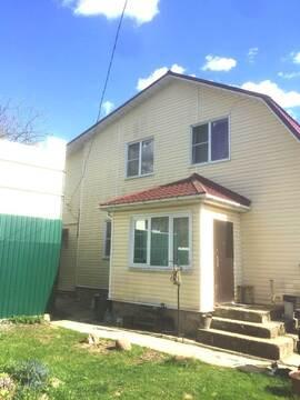 Дом 270 кв.м, часть, газ, колодец, септик, ремонт,6 сот, Софрино, станция.