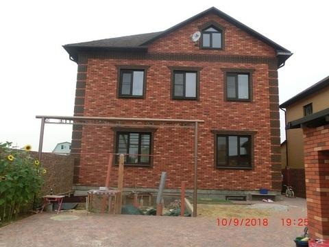Кирпичный дом 400м ИЖС