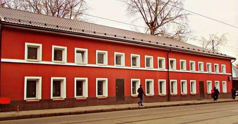 Продажа здания м. Павелецкая
