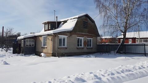 Подается дом. Раменский район, деревня Софоново, ул. Новошоссейная.