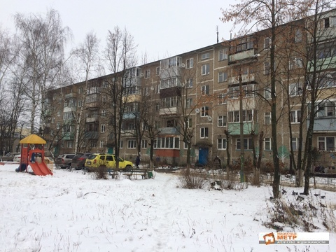 3 ком. квартира в г. Фряново, ул. Молодежная д. 8