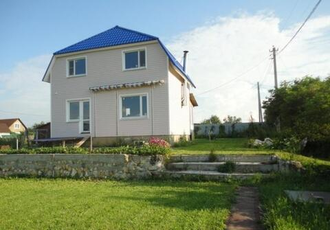 Продается 2х этажный дом 98 кв.м. на участке 10 соток