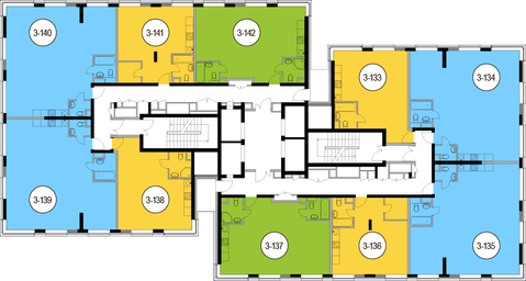 Москва, 1-но комнатная квартира, Головинское ш. д.10, 7945550 руб.