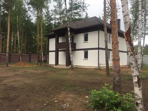 Дом 192 кв.м. пос. Ильинский Раменский р-он на 12,50 соток