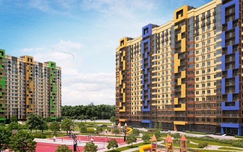 Мисайлово, 3-х комнатная квартира, ЖК Пригород Лесное д., 4696672 руб.