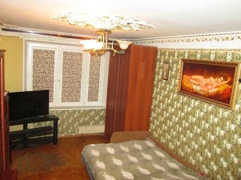 Однокомнатная квартира в Бибирево.